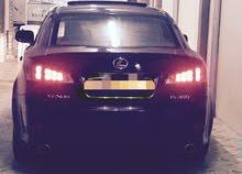 Lexus IS 300, GGC, for sale (Cash or Instalments), Model 2012