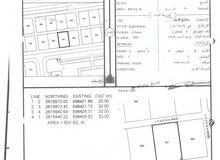 للبيع سكنية حي عاصم مخطط سفاري أجمل مخططات بركاء