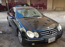 Gasoline Fuel/Power   Mercedes Benz CLK 2005