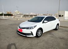 Very good condition Toyota Corolla 2017 for sale