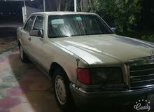 Mercedes Benz 300 SE car for sale 1987 in Babylon city