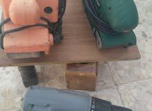 أدوات مناجره