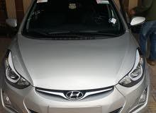 Automatic Hyundai 2014 for rent - Amman