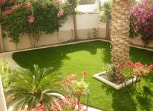 supply & installation of artificial grass توريد وتركيب العشب الصناعي