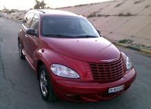 Gasoline Fuel/Power   Chrysler PT Cruiser 2001