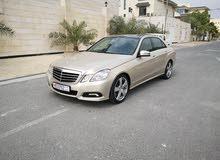 مرسيدس E250 موديل 2010