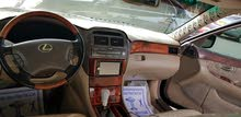 Blue Lexus LS 2001 for sale