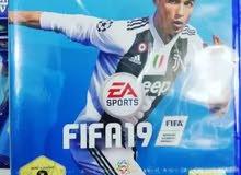 Fifa 19 - Ps4 عربي - جديد