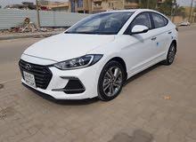 Hyundai Elantra car for sale 2018 in Basra city