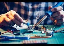 مطلوب للعمل معنا في محل إلكترونيات و صيانة أجهزة كمبيوتر بذ9أنواعها بدوام
