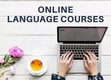 تعلم لغات مع مدرسين اجانب متخصصين