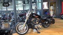 Used Harley Davidson motorbike up for sale in Sharjah