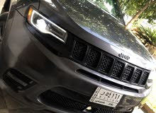 Automatic Brown Jeep 2015 for sale