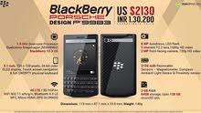 blackberry PORSCHE DESIGN P'9983 جديد زيرو بعلبته متوفر توصيل وشحن