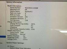 MacBook Pro 13.3 core i5 بحال الوكالة