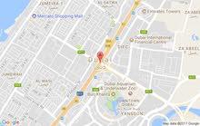 سكن مشاركه للشباب في البرشا خلف مول الامارات امام فندق ارمادا