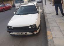 Used Volkswagen Golf for sale in Zarqa