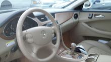 km mileage Mercedes Benz CLS 500 for sale
