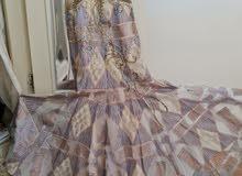 تخفيض كبير  -فستان مناسبات  أنيق ونظيف  جديد  وبسعر مميز -Great Discount - elegant  occasion dress
