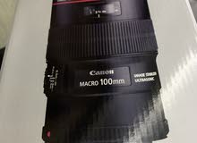 معدات كاميره كانون
