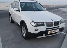BMW X3 بحالة الوكالة