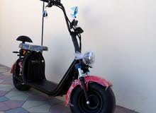 Recharge able scooter