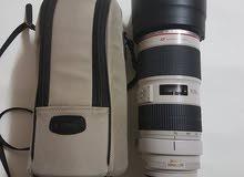 canon 70-200mm f2.8 is ii , mark 2 lens