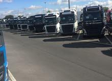 شاحنات للبيع مستعمل اوروبي volvo