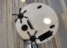 مكنسة كهربائي ذاتية(روبوت) robot vacuum
