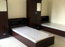 we are selling single beds and Mattress