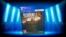 لعبة ريزيدنت ايفل 7 جديدة للبيع new resident evil 7 biohazard PS4 game