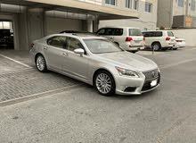 Lexus LS-460L 2014 (Silver)