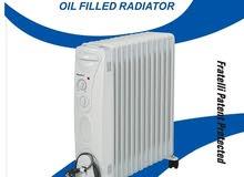 مدفئة كهربائية من شركة فراتلي الغنية عن التعريف