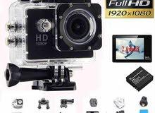 كميرة HD تصوير تحت الماء مع مساكة وعدة ادوات