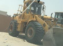 شيول caterpillar 966F موديل 1991 للبيع