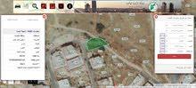 قطعتين ارض للبيع معاً في ارقى مناطق عمان( منطقة بدران ) بمساحة 1105 متر للقطعتين