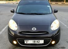 Nissan MICRA 2014 like new lowww KM