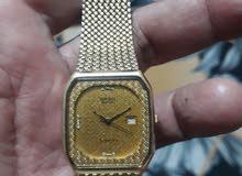رادو عدد 2 سويسري اصلي ذهبي وفضي