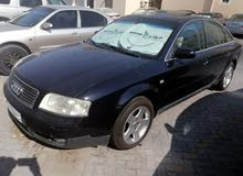Audi A6. 2.4