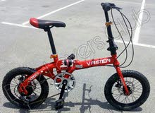 16 Inches Mini Pocket folding bike for Adults