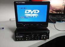 جهاز DVD بحاله جيده للسيارات