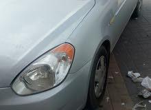 Silver Hyundai Accent 2007 for sale