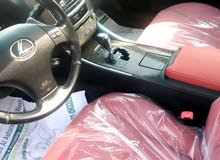 Lexus IS car for sale 2012 in Rustaq city