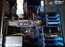 كمبيوتر للألعاب والتصميم  ( مواصفات ممتازة ) < Gaming PC