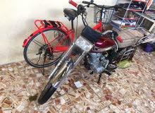 دراجه بارت موديل 2008 / الدراجه اوراق اصوليه وهذا رقمي 07712550504