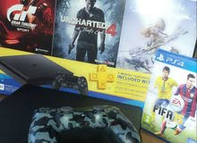Misrata - There's a Playstation 4 device in a Used condition