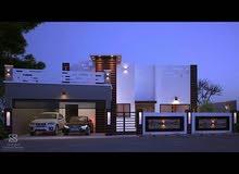 للبيع بيت جديد في ابو صيبع