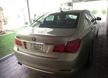km BMW 730 2010 for sale