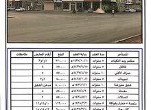 للبيع بدخل يقرب 10 % محلات وشقق مفروشة بمدينة الرياض