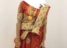 لبس هندي (ساري)للايجار ب 25